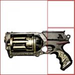 arma-da-fuoco-pistola-sei-colpi-a-tamburo-interno