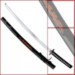 arma-bianca-tagliente-katana-nera-con-drago-rosso
