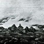 caspar-david-friedrich-cappella-di-montagna-nella-neve
