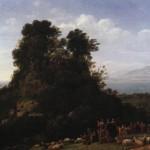claude-lorrain-discorso-della-montagna